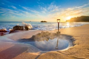 Hot Water Beach is a 'Must Do' experience