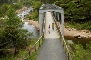The Hauraki Rail Trail