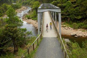 The Hauraki Rail Trail